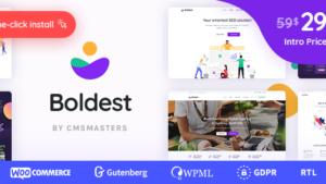 Boldest – Thema van advies- en marketingbureaus